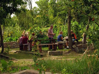 Interkultureller Garten Rosenduft