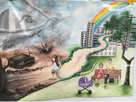Das Projekt Überbrücken – von Konflikten zu Dialog und Traumabewältigung